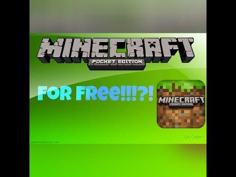 download minecraft pocket edition