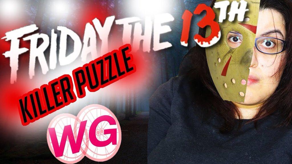 Rcnt #VIDEO: Friday The 13th  Killer Puzzle | Wheelie Goood Let&#39;s Play  http:// youtu.be/X0BqZUWvs_A  &nbsp;   #FridayThe13th #YouTube #SmallYouTubeArmy #smallyoutuberArmy #smallyoutubecommunity #YouTubersSupportingYouTubers #JasonVoorhees #SmallYouTubers #YouTubers #retweet #youtubegamimg<br>http://pic.twitter.com/ab2pbckxiZ