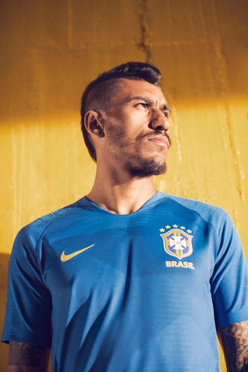ブラジル代表 ユニフォーム 2018