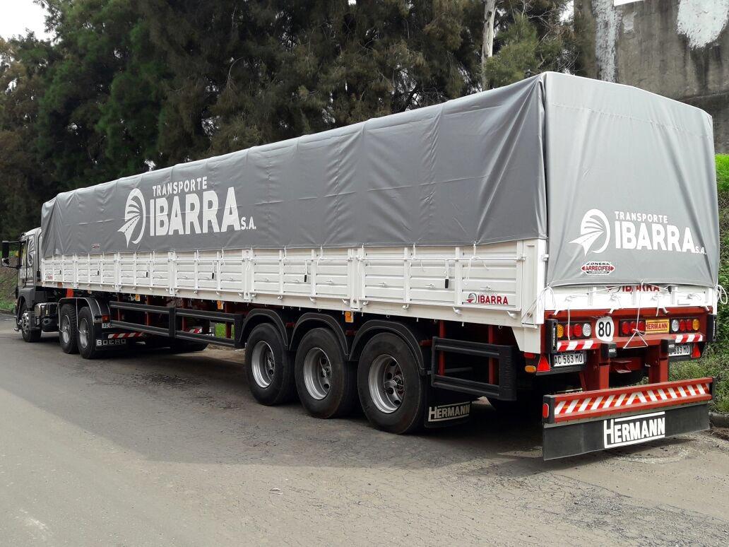 Resultado de imagen para Transportes Ibarra + escalables