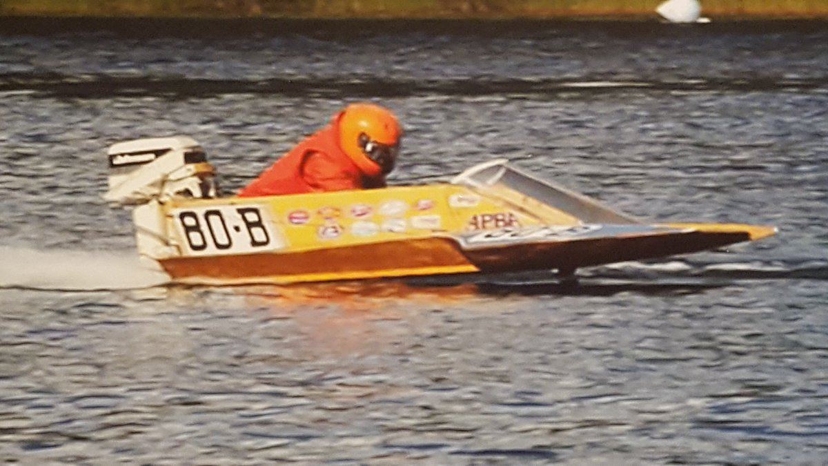 Dick currier stock outboard hydroplane galleries