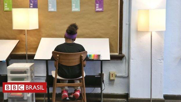 Sala calmante: a aposta de uma escola em área violenta dos EUA para aliviar tensão dos alunos https://t.co/gz5CmbXz8r