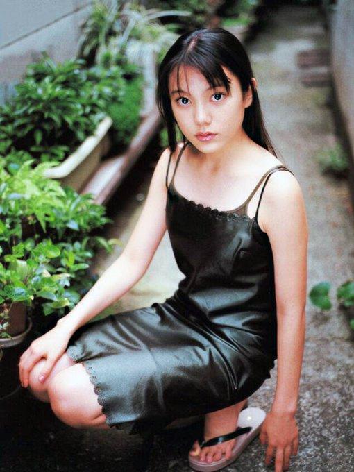 鈴木杏さんの水着