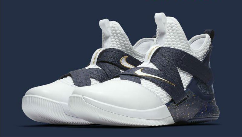 ... Nike LeBron Soldier 12 pays homage to the original  nike  nikeshoes   LebronJames  sneakers  sneakersnews  sneakerhead  sneakerheads  NikeLebron   RELEASE ... efa9f30de
