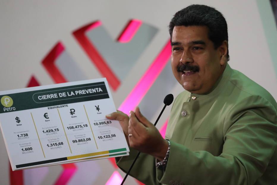 Maduro anuncia plano para repatriar venezuelanos que deixaram o país (via @EstadaoInter) https://t.co/KjH6M0USpf