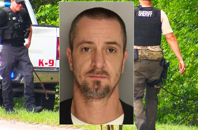 Law enforcement agencies search for attempted murder suspect in Berkeley County https://t.co/KDT8h8NsWs #CHSnews