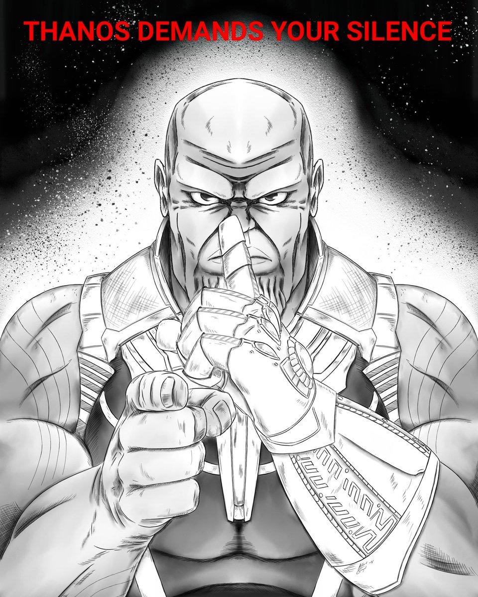 #ThanosDemandsYourSilence  @marvelstudios presents @avengers - #Marvel #marvelstudios #avengers #avengersinfinitywar #InfinityWar #thanos  #ironman  #captainamerica  #thor  #spiderman  #hulk  #hawkeye #blackwidow  #blackpanther  #guardiansofthegalaxy  #iamgroot  #marvelfanart  #cosplay<br>http://pic.twitter.com/nBGagunxZu