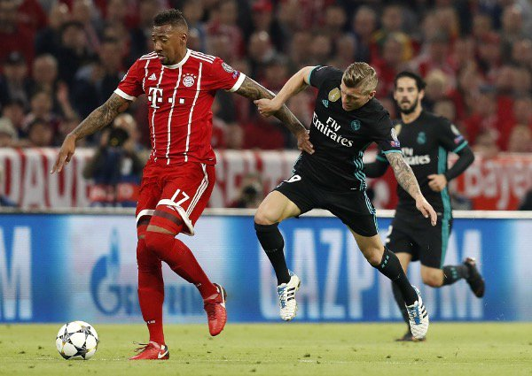 Manchester United target Jerome Boateng 'considering his future' amid interest from Red Devils https://t.co/ObkRqVXN51