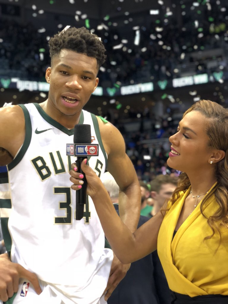 31 points. 14 rebounds. W.   @Bucks force Game 7! #NBAPlayoffs https://t.co/MeHOco5QOs