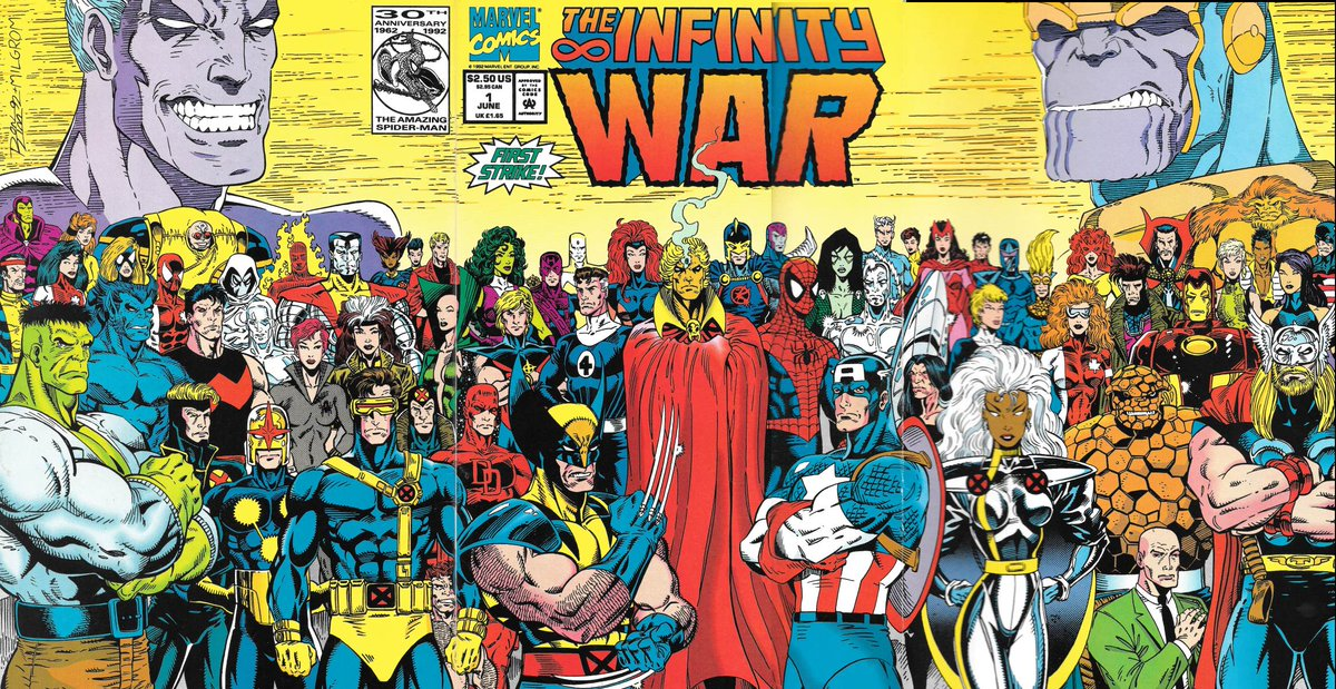 The Crapbox fondly remembers #Thanos  saving the #Marvel Universe in The Infinity War #1... WAIT! WHAT? #comicbooks #AvengersInfinityWar  http:// bit.ly/2vRINlt  &nbsp;  <br>http://pic.twitter.com/MV8JT5OoFM