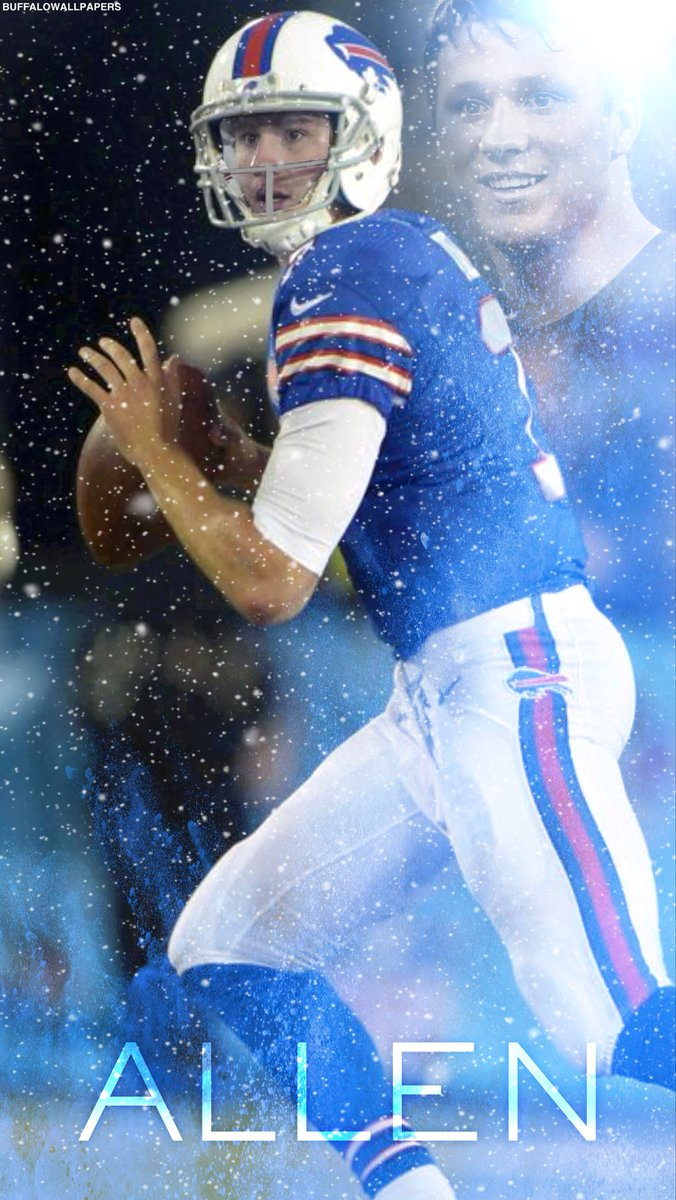 Josh Allen Buffalo Bills Wallpaper New Wallpapers