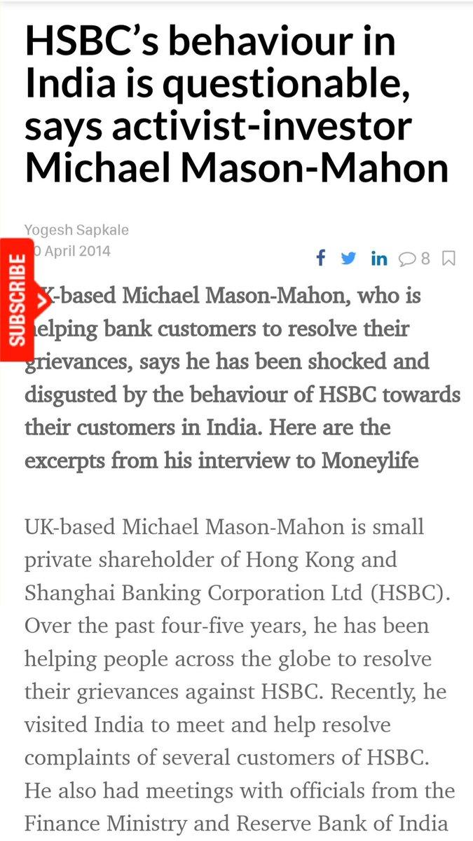HSBC India on Twitter: