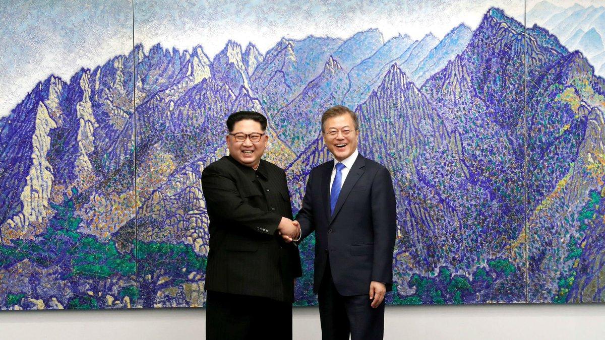 LO ÚLTIMO | Kim Jong-un dijo estar dispuesto a visitar Seúl 'en cualquier, momento si me invitan' https://t.co/MG5XwZGWBz