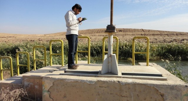 Happy #EarthDay18! Discover how our #GIS solutions help professionals track natural resources, such as #water, in today&#39;s case study from #Iraq. #HxGNSMARTContent #GNSS #assetmapping #assetmanagement #assettracking  https:// hxgn.biz/2r2C1ob  &nbsp;  <br>http://pic.twitter.com/IgwMwm62yh