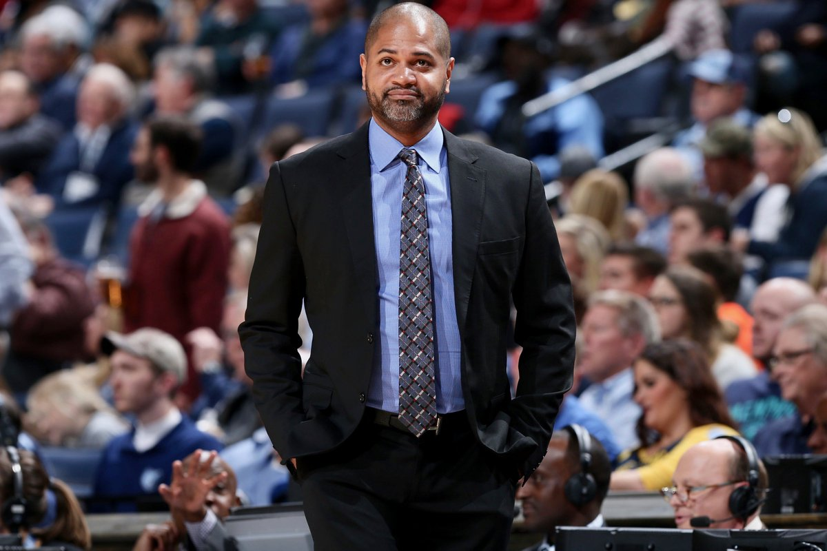 JB Bickerstaff agrees to three-year contract to become Grizzlies' head coach, per @wojespn