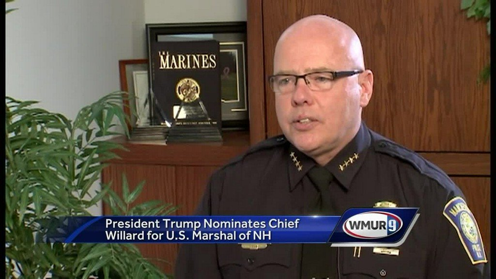 Manchester police chief nominated to be U.S. Marshal of New Hampshire https://t.co/JW0xHX6Wn5