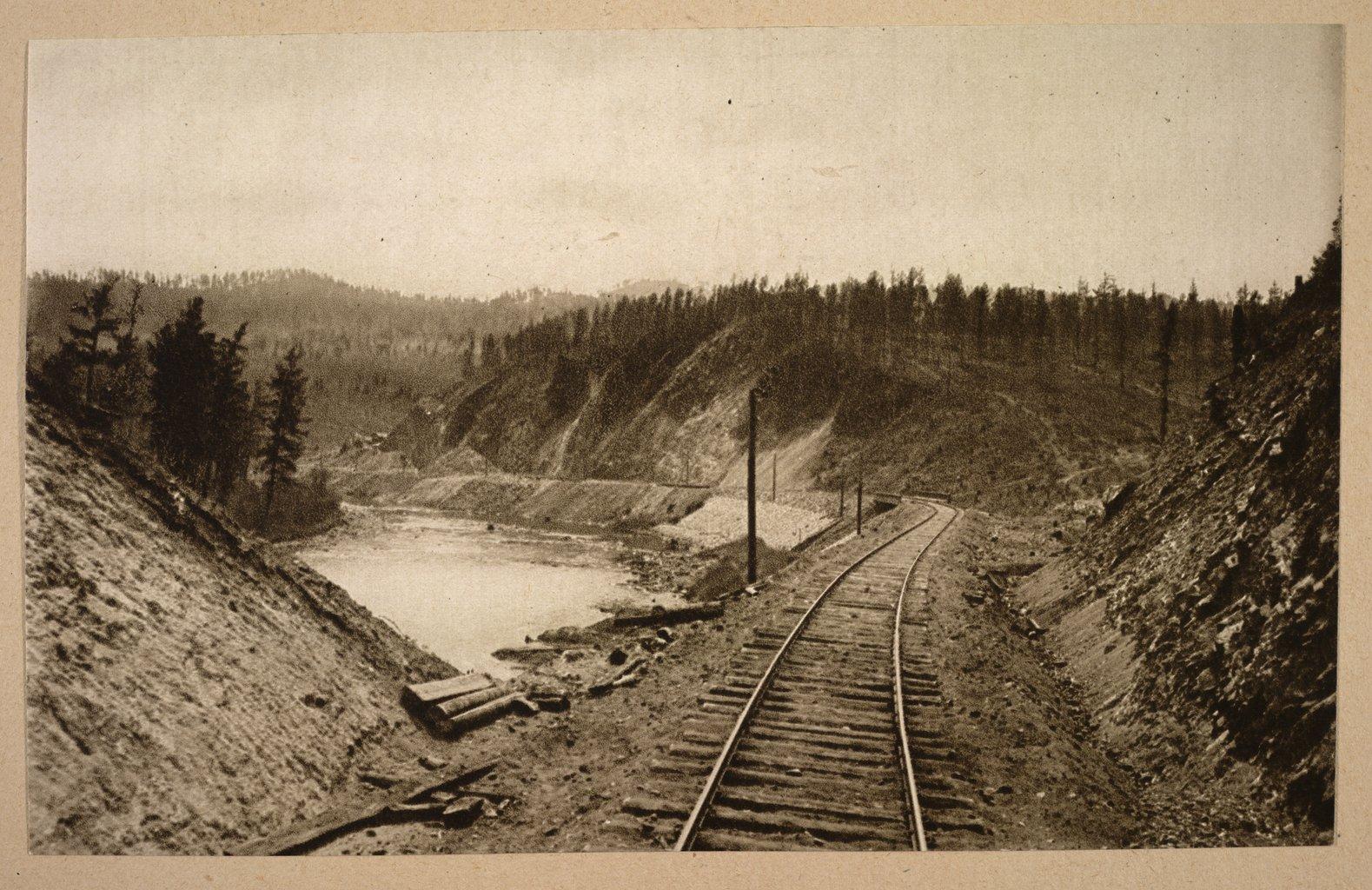 Строительство железных дорог в россии что