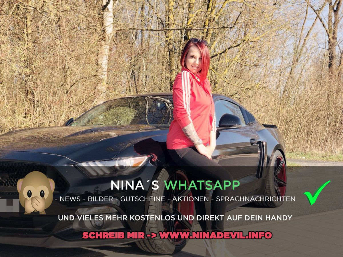 Nina Devil Whatsapp