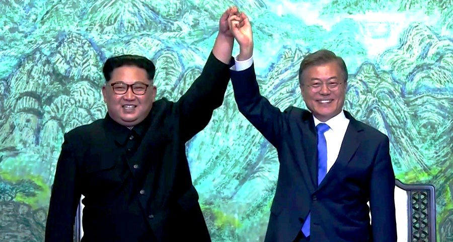 #BREAKING: #NorthKorea, #SouthKorea agree to end all military hostilities
