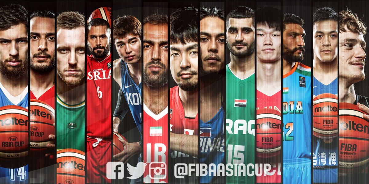 #FollowFriday Are you a fan of basketball in Asia & Oceania? 🏀 #FIBAAsiaCup 👍 @facebook - facebook.com/FIBAAsiaCup/ ❤️ @instagram - instagram.com/fibaasiacup/