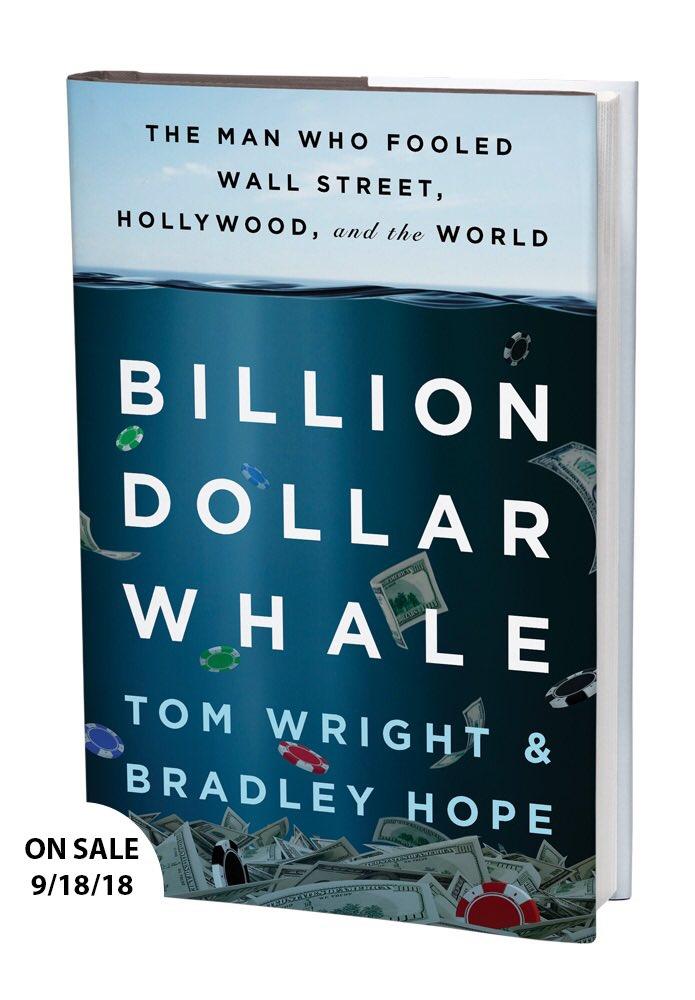 Billion Dollar Whale Billiondlrwhale