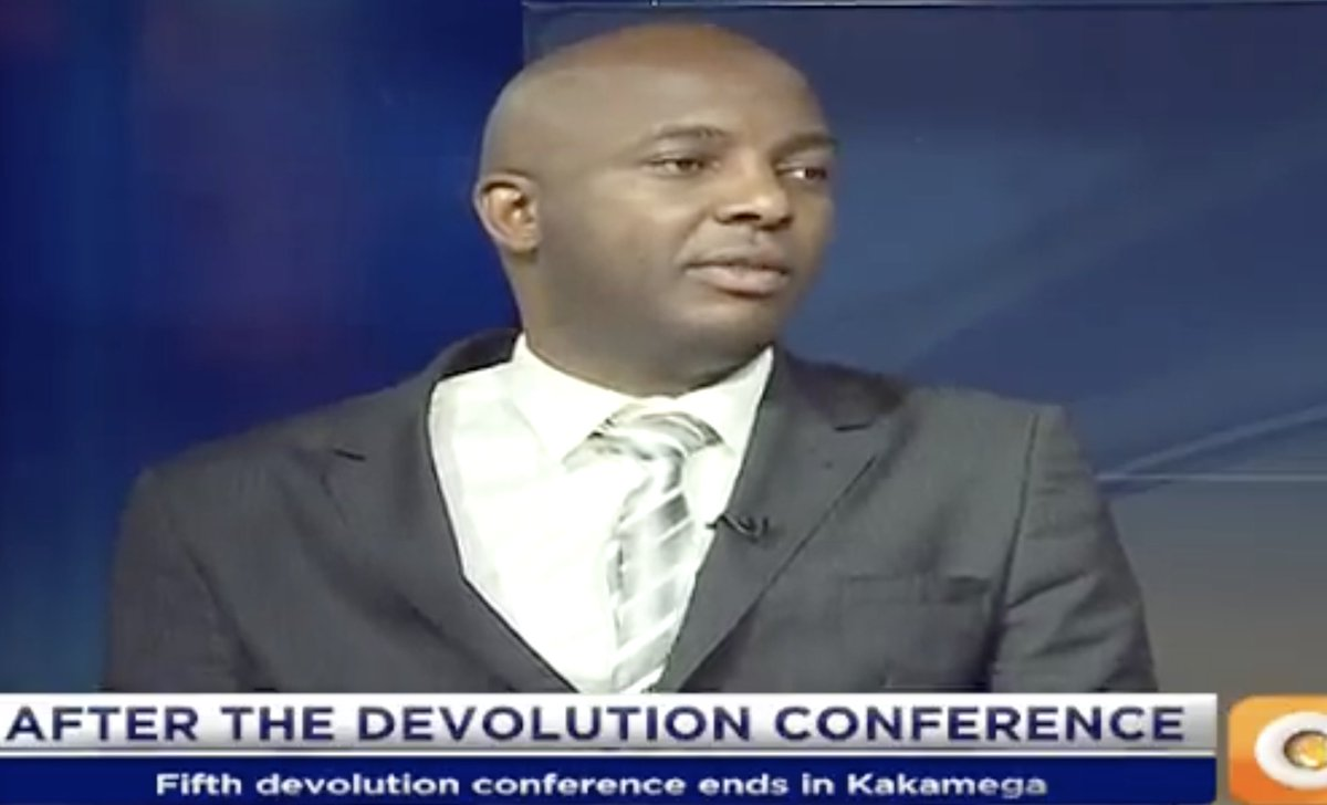 Irungu Kang'ata: There were two main things that highlighted this devolution conference 1) Participation/ preparation was very inclusive  2)The focus and scope of discussions were productive  #CitizenExtra