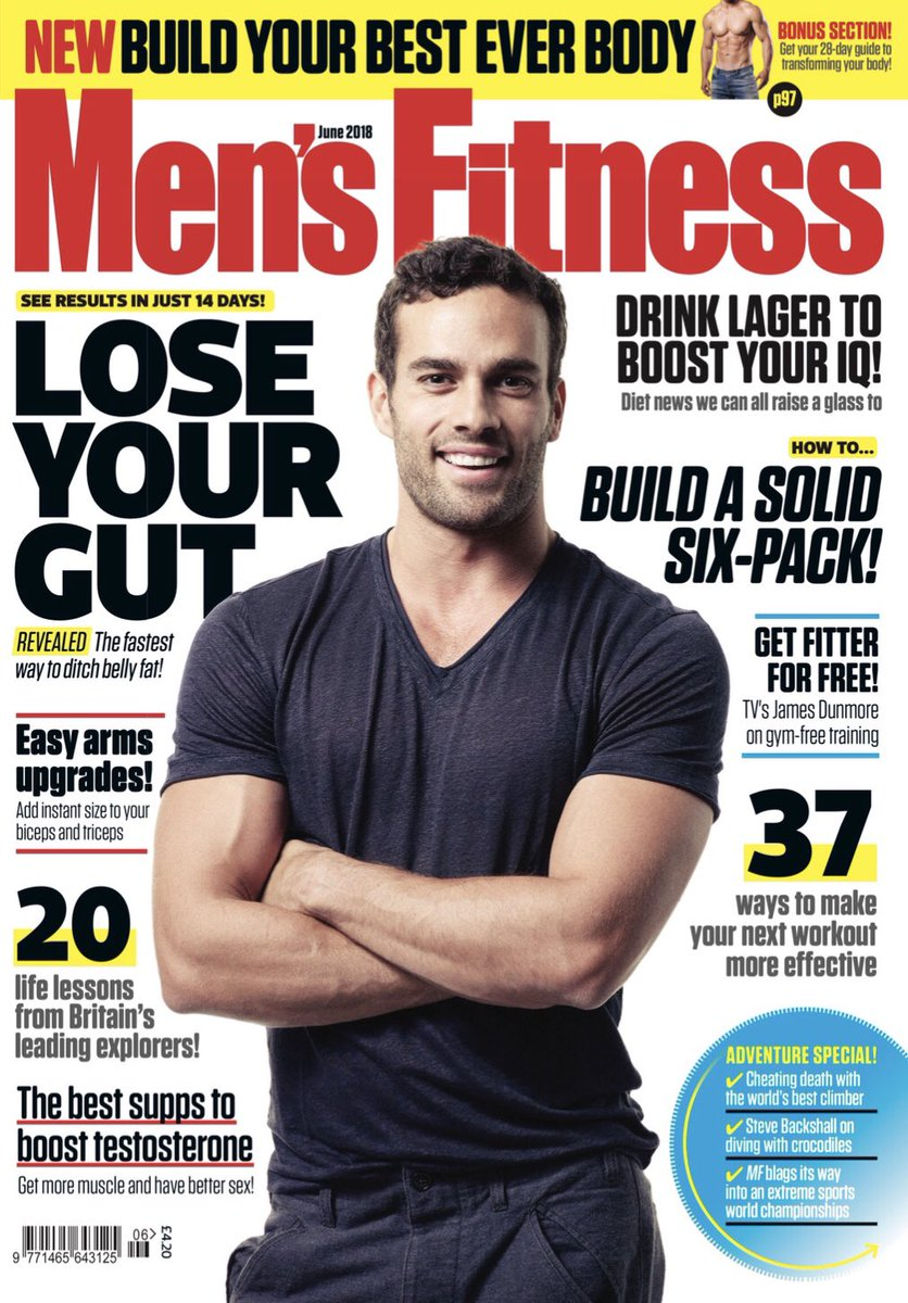 2a0c2cc32df Men s Fitness Mag on Twitter