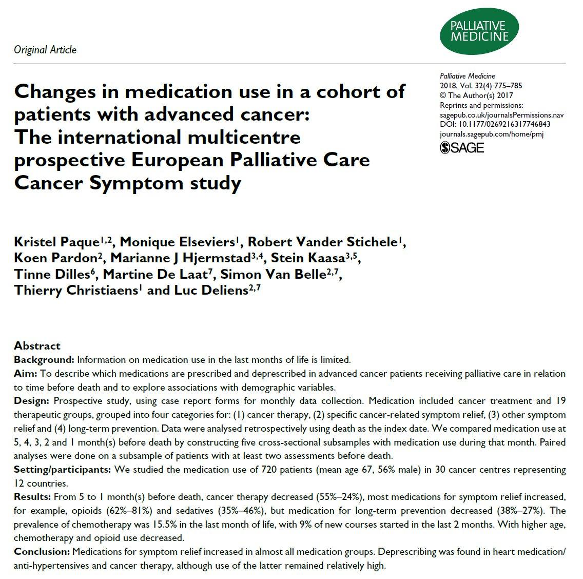 cancer symptom 1177