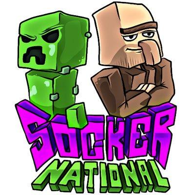 Nicocarmo On Twitter Neues Netzwerk SockerNationalnet - Minecraft alte version spielen