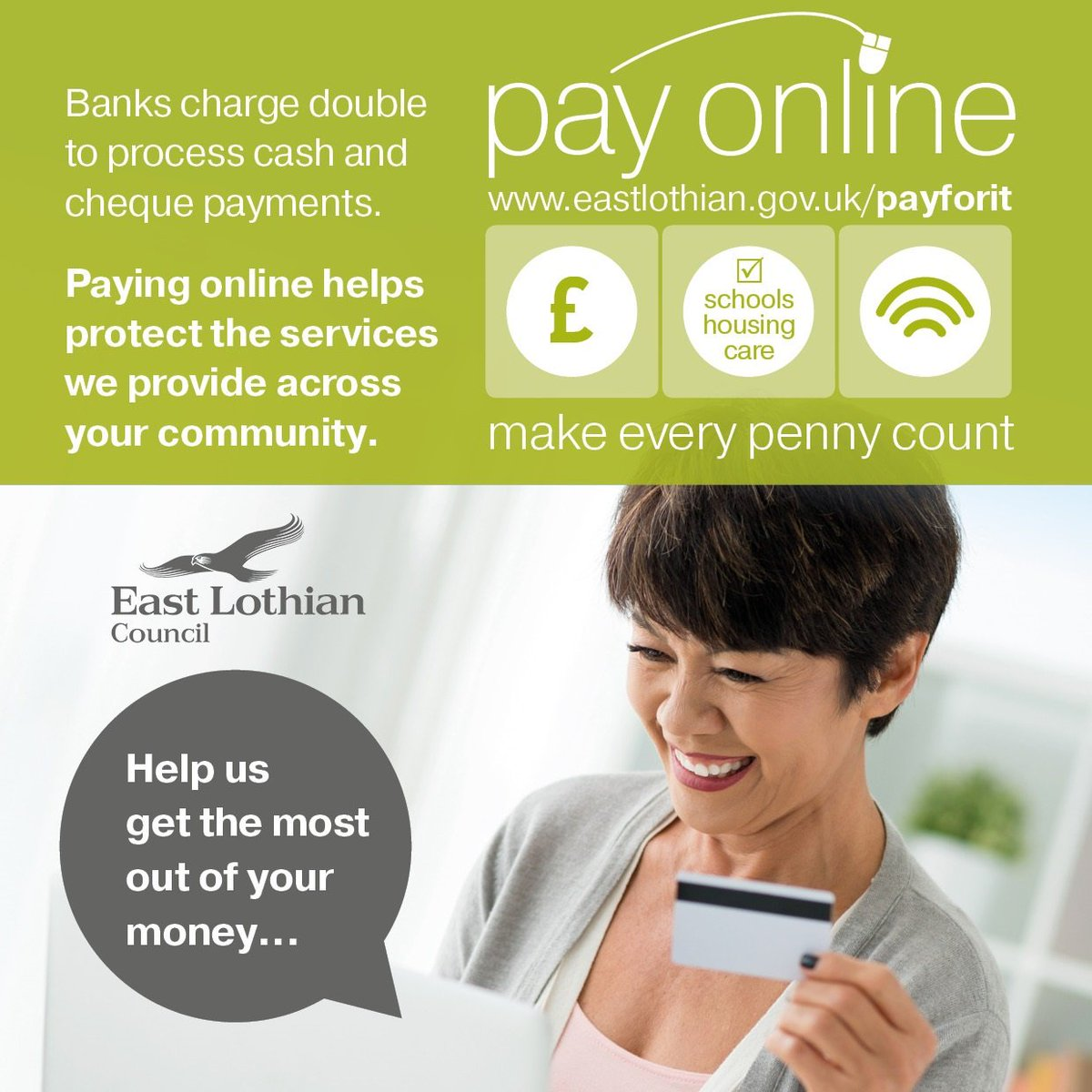 test Twitter Media - Are you paying for a council service like council tax, rent or a planning application? Why not pay online? It's quick, easy, secure & helps us make your money go further by avoiding bank charges. It also saves you having to travel to a local office. https://t.co/X8ph6y59Tw https://t.co/n21JenJo2K