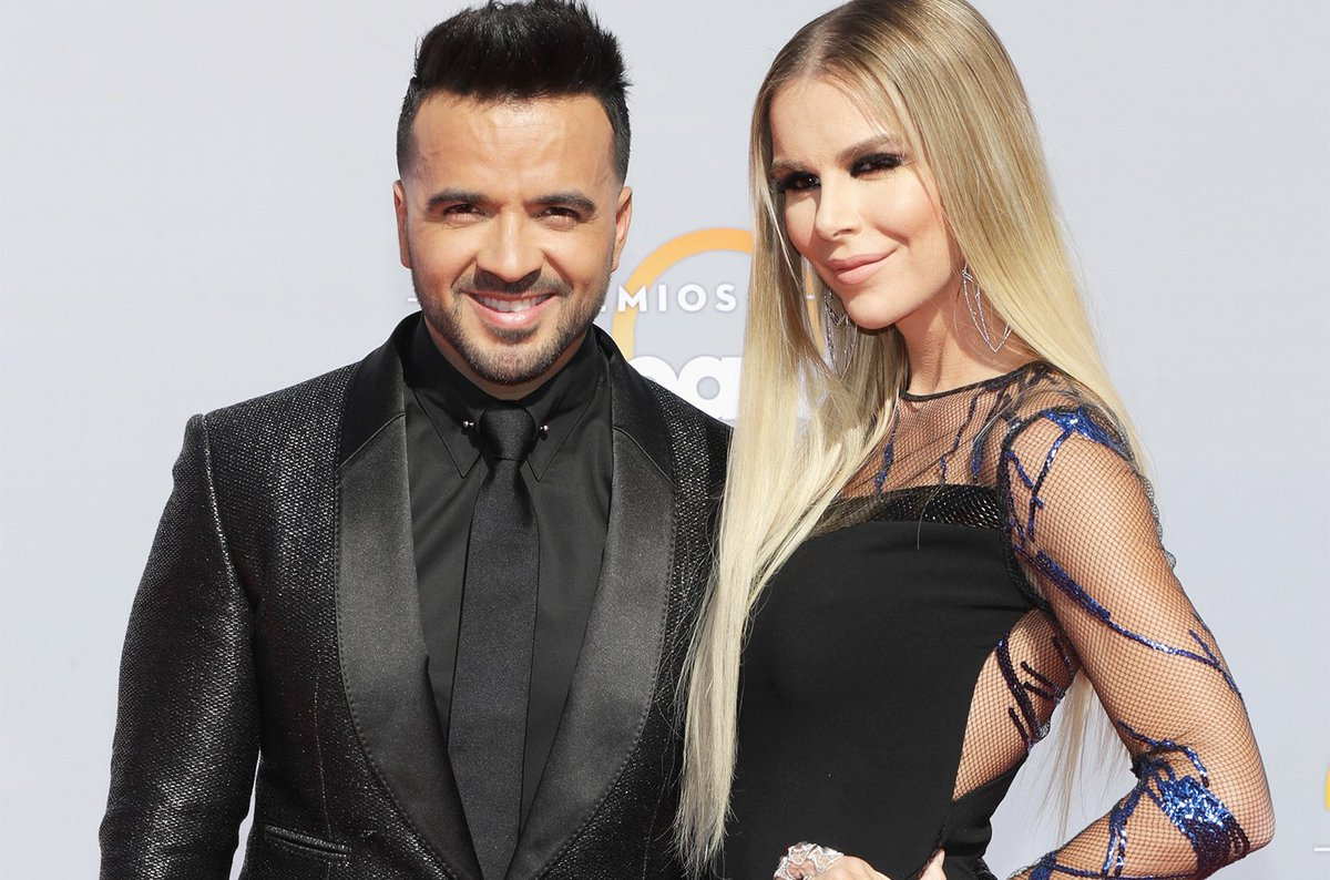 Who is dating luis fonsi