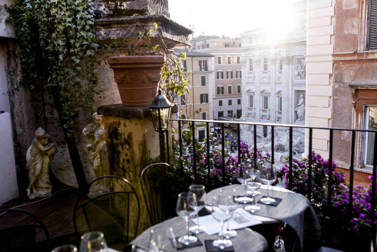 FANCY GETTING MARRIED IN ITALY?  Wedding planner Rose & Perle can create your wonderful event on a magic Roman terrace overlooking the Trevi Fountain or near Navona Square. Or in Central Italy gorgeous countryside.    https://t.co/XB0AfBmMAr#Italy#italianwedding#getmarriedinitaly
