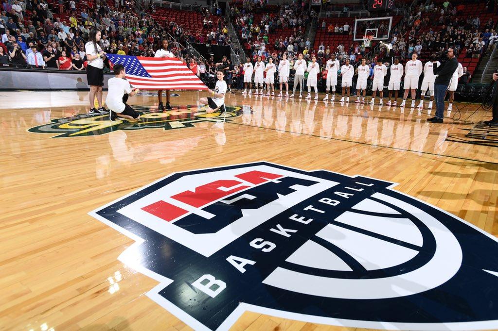 USA Basketball on Twitter: \