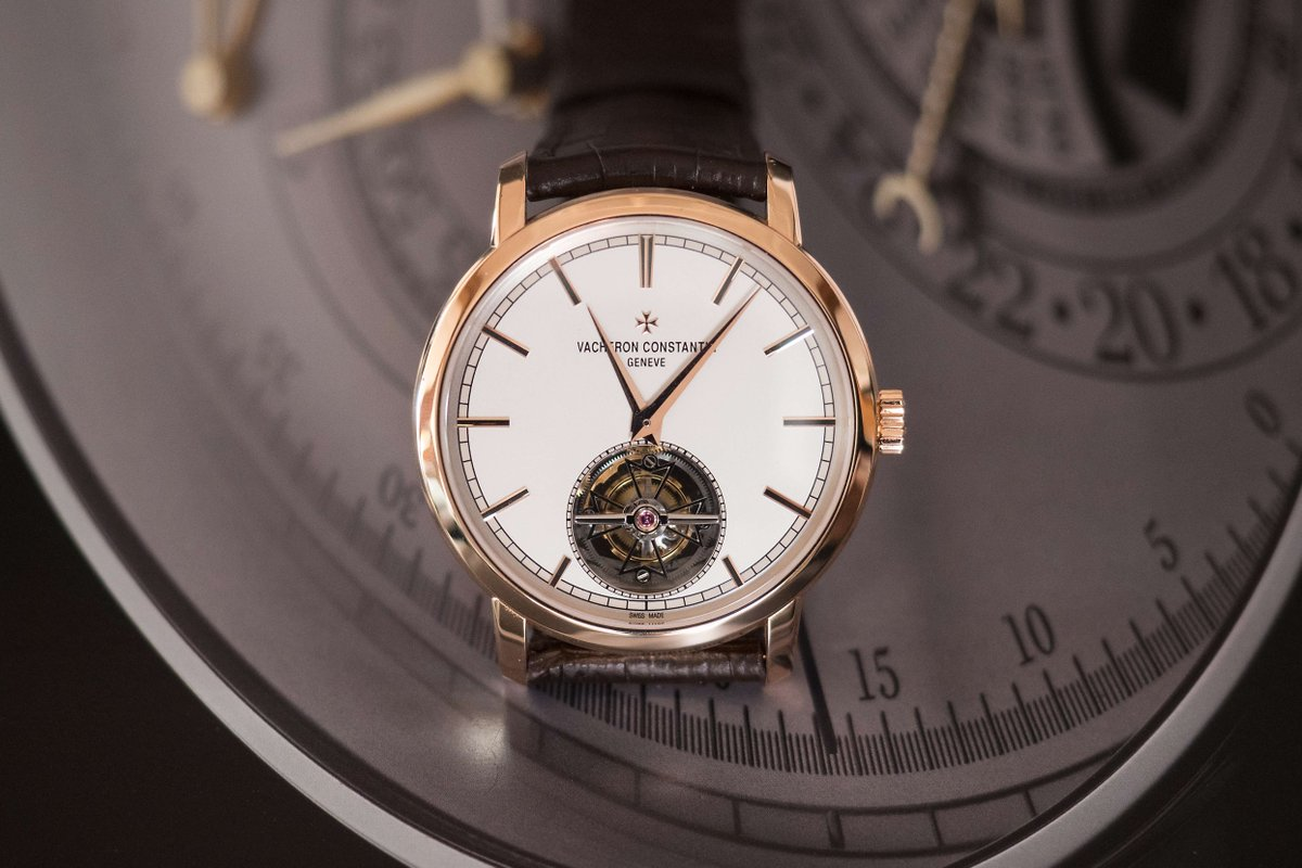In-Depth The Vacheron Constantin Patrimony Traditionnelle Tourbillon via @HODINKEE ow.ly/GThS30jId2B