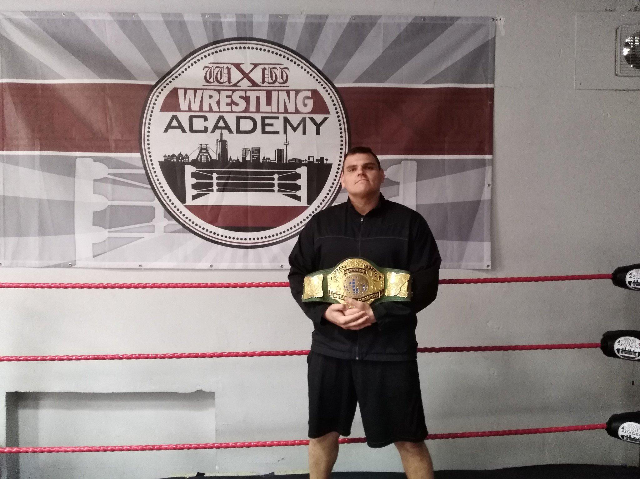 wXw Germany в Твиттере: «wXw Wrestling Academy head coach ...