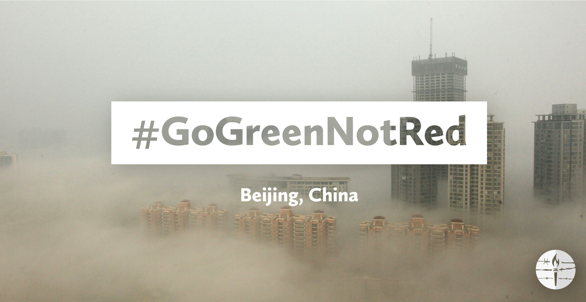 #Beijing is one of the most polluted cities in the world. The immense pollution is caused by a lack of regulation on Chinese coal factories, cars, and power plants.  #EarthDay #EarthWeek #GoGreen #Environment<br>http://pic.twitter.com/vkmnHOwzvH
