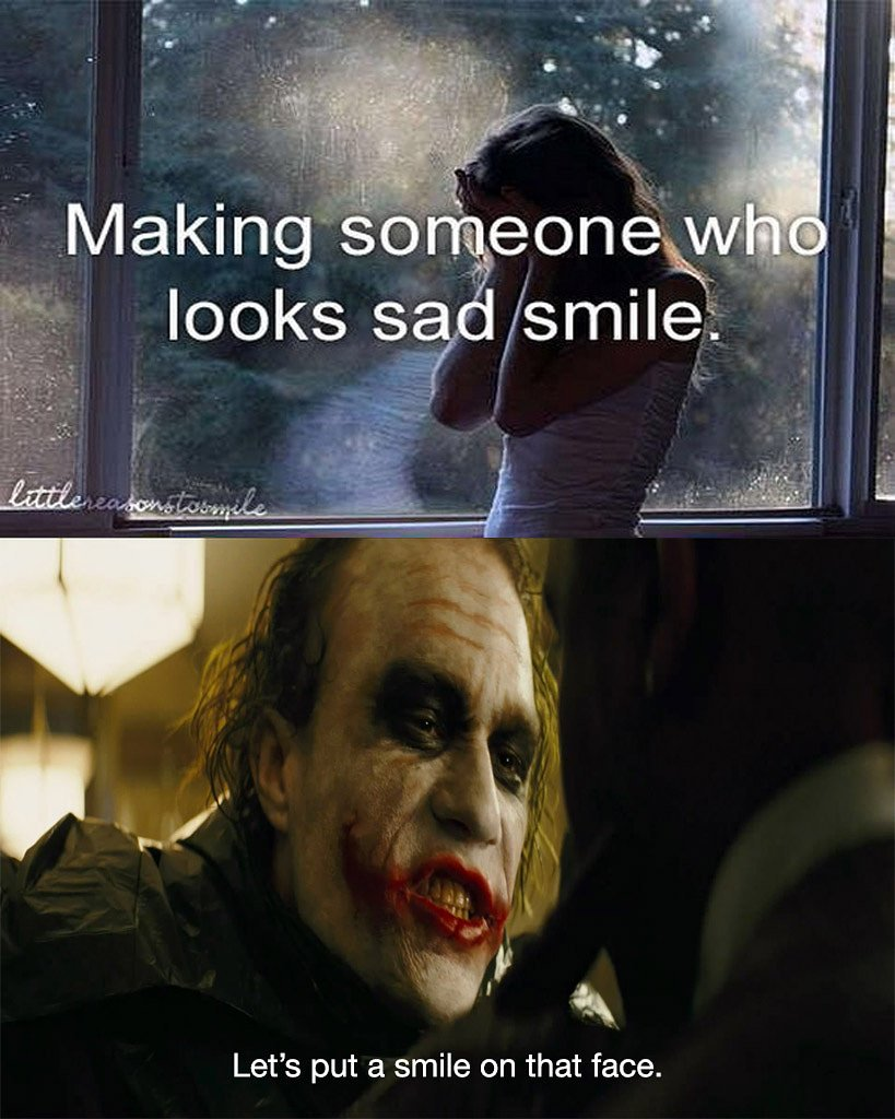 genericjohn on why so serious meme memes quote