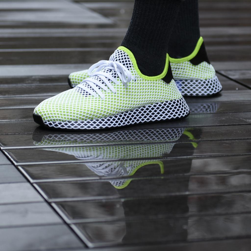 Fresh new adidas #DEERUPT colorways