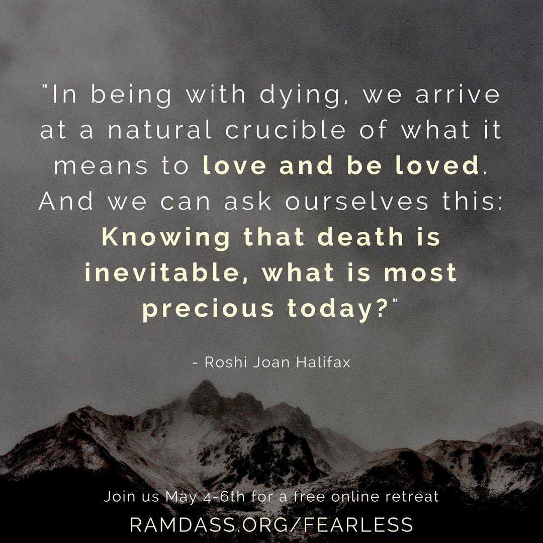 Ram Dass on Twitter: