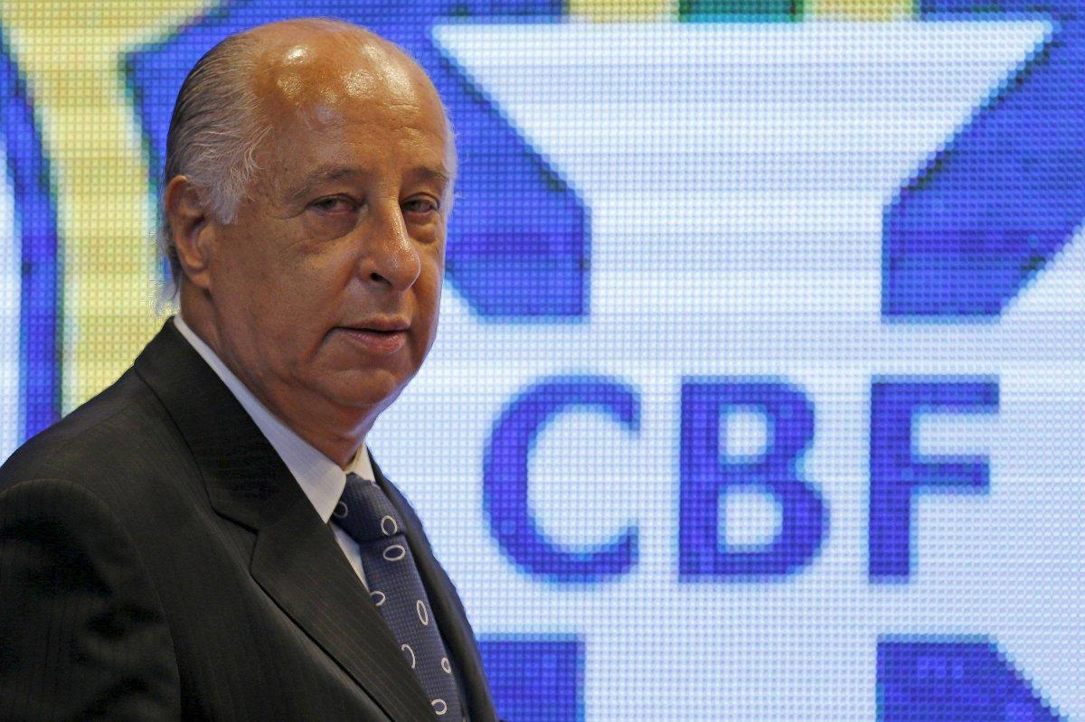 FIFA-მ ბრაზილიის ფეხბურთის ფედერაციის პრეზიდენტს სამუდამო ბანი დაადო