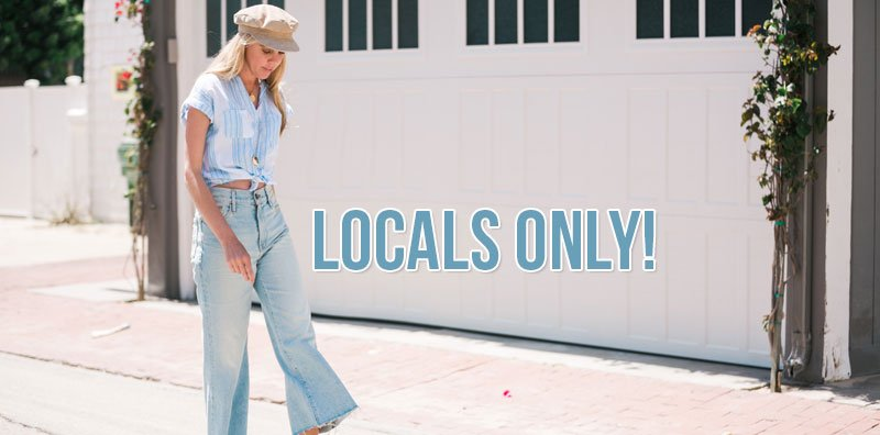 Locals Only!  This week has been a bit crazy, and I literally finally had a day to shoot some of my new favorite pieces. What I am more excited to announce it that my Fame store has had a whole revamp, and it is so easy for you guys to shop all of my looks now. Simply go ...