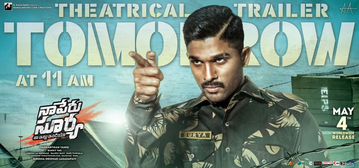 #NSNITrailer out Tomorrow!. #NSNIonMay4th https://t.co/GbWp7nPat2