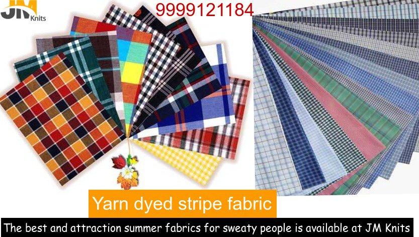 yarndyedfabric hashtag on Twitter