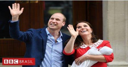 O mais novo príncipezinho britânico já tem nome! Louis Arthur Charles é o nome escolhido para batizar o terceiro filho do príncipe William e da duquesa de Cambridge, Kate Middleton, nascido há quatro dias