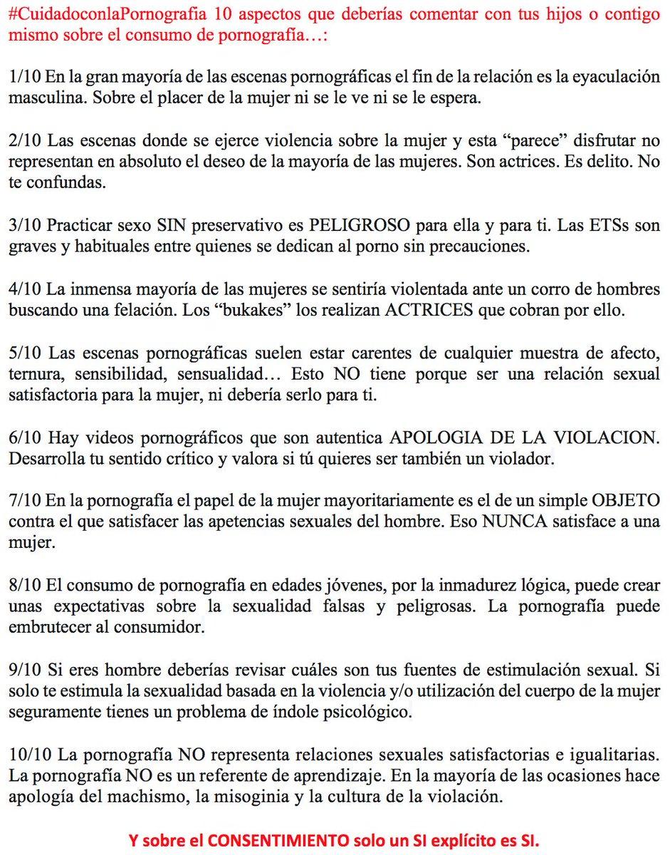 """Autentica Violacion Porno barbijaputa on twitter: """"a ver si alguna compañera puede"""