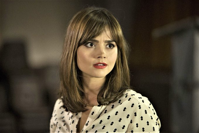 Happy birthday to Jenna Coleman, aka the impossible girl
