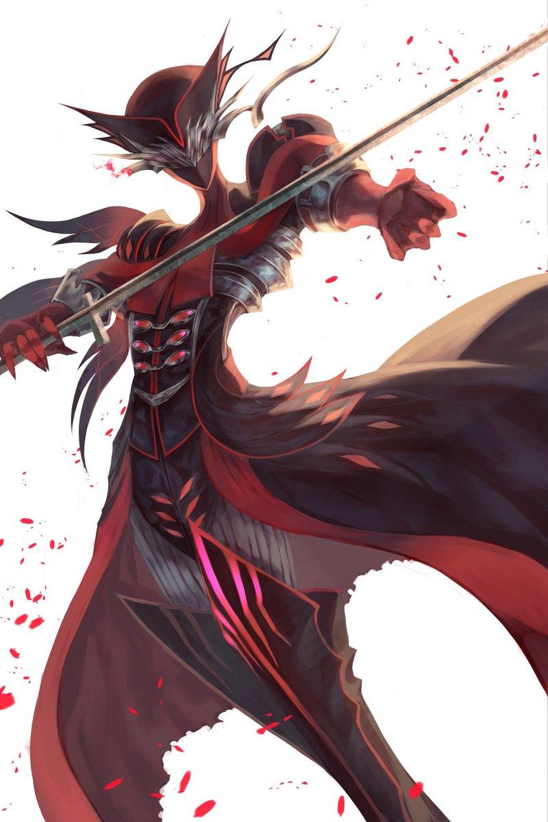 """マキトシ(おるた on twitter: """"ー 我が指揮に踊れ、死神 ー アントニオ"""