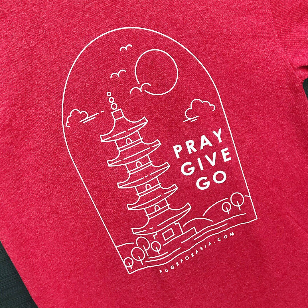 test Twitter Media - FUGE Merch Preview: 2018 Missions Shirt! We look forward to another year of partnership with @imbstudents and continuing to focus on Asia as our missions emphasis. https://t.co/EzXRpYm0gn #PrayGiveGo https://t.co/oMhyMuXXnp