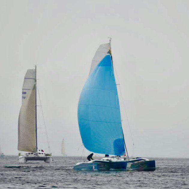 Dragonfly trimarans on Twitter: