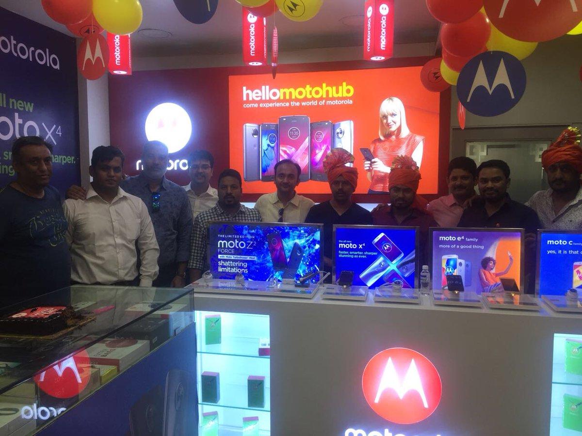 Motorola India on Twitter: